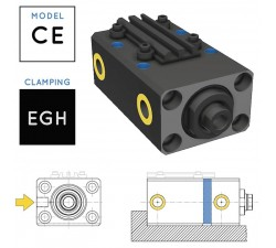 V250CE Block Cylinder • clamping EGH