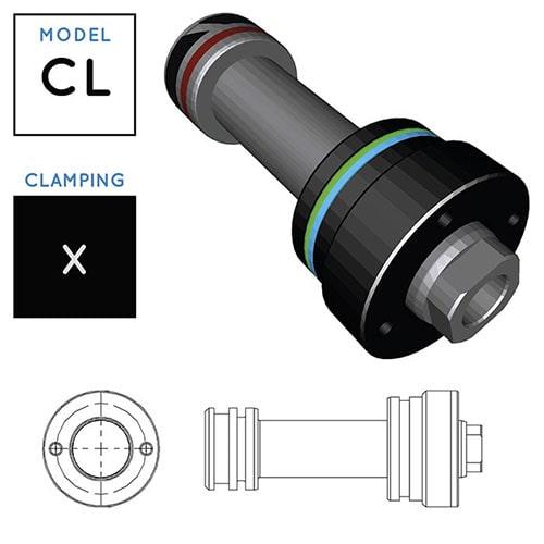 Cilindri Idraulici V400CL