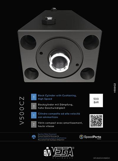V500CZ Catalogo PDF