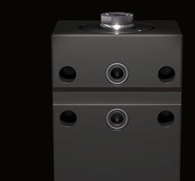 V500CZ Cilindro idraulico ad alta velocità