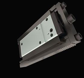 V210CS Cilindri Oleodinamici per stampi ad iniezioni plastica con sistema di svitamento