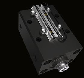 V250CE Block Cylinder for Short Stroke