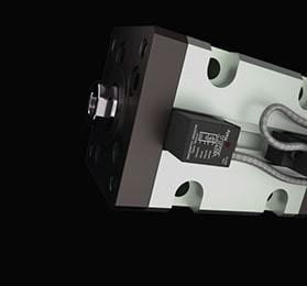 V220CC Kompakte Langhub-Hydraulikzylinder