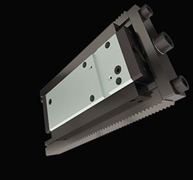 V210CS Hydraulic Cylinders with Unscrewing Device for Plastic Injection Molds