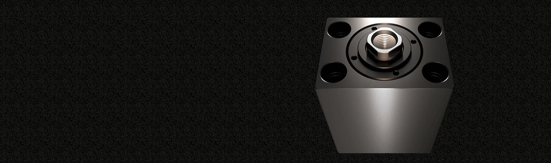 Kompaktzylinder Schwere Ausführung