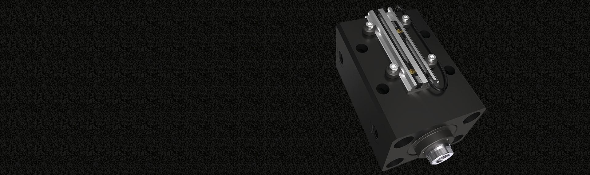 Block Cylinder for Short Stroke